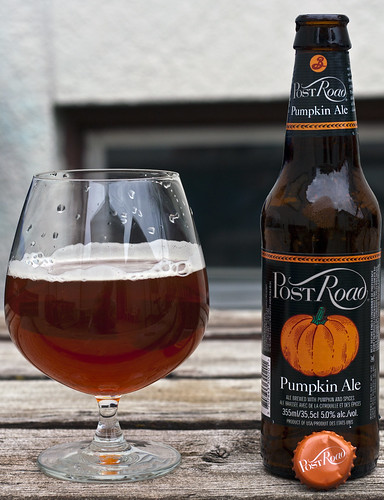 Review: Brooklyn Post Road Pumpkin Ale by Cody La Bière