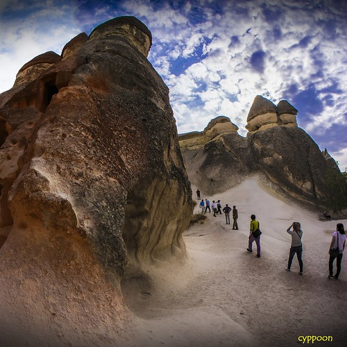 turkey cappadocia hoodoos ürgüp fairychimney cyppoon