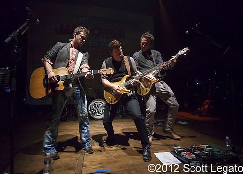 Love and Theft - 10-18-12 - Royal Oak Music Theatre, Royal Oak, MI
