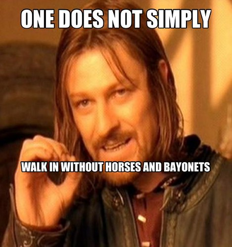 Horses and Bayonets 27