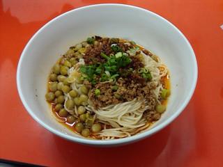 四川小麵.豌豆雜醬麵