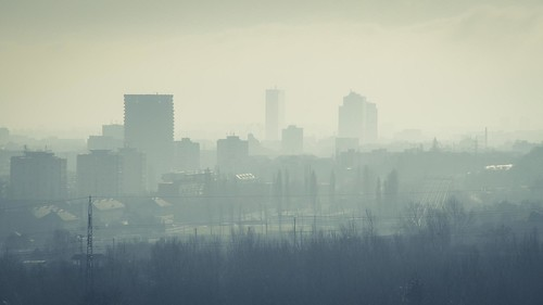 The Mysteries of Mist City (Bratislava, Slovakia) - Photo : Gilderic