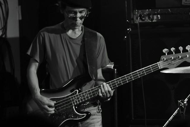 O.E. Gallagher live at Shimbashi ZZ, Tokyo, 21 Oct 2012. 287