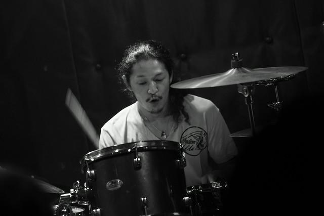 O.E. Gallagher live at Shimbashi ZZ, Tokyo, 21 Oct 2012. 294