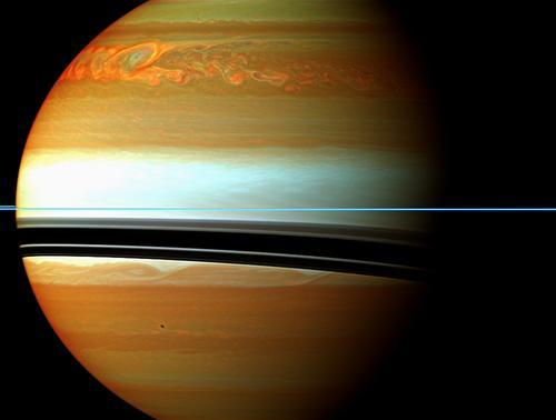 Saturn PIA12829