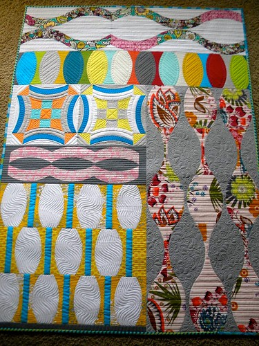 Urban Sample Quilt