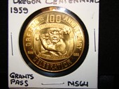 Oregon Grants Pass Token