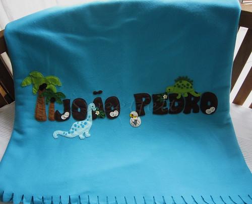 ♥♥♥ João Pedro ... porque ele adora dinossauros... by sweetfelt \ ideias em feltro