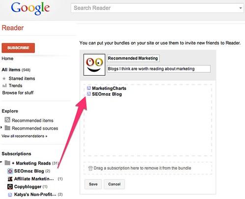 Google Reader (548)