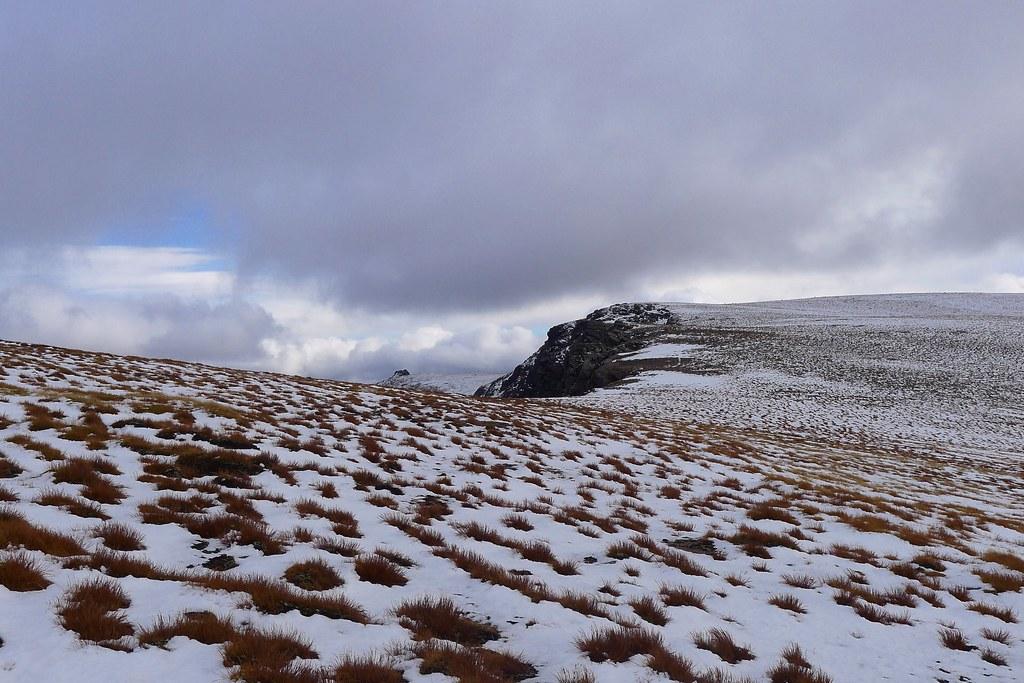Plateau of Beinn a' Bhuird