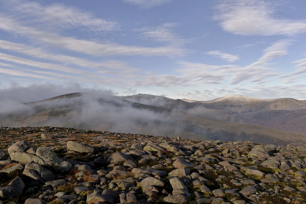 The Central Cairngorms