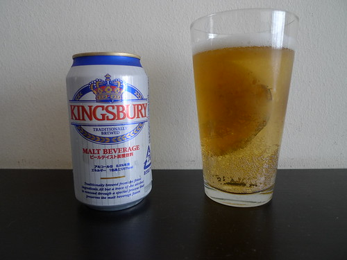 Kingsbury Non-Alcoholic Malt Beverage