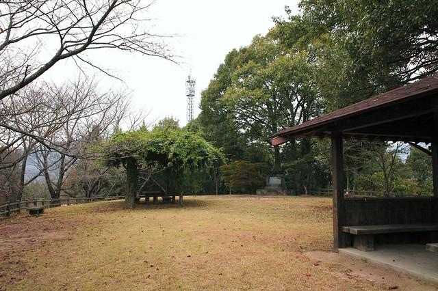 矢掛茶臼山城址 #2