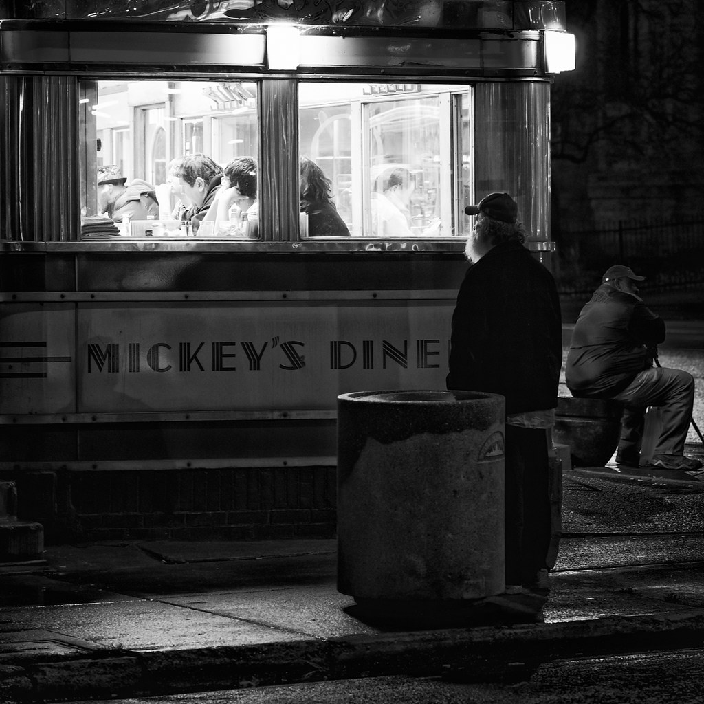 Mickey's Diner Minneapolis