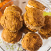 Pumpkin Whoopie Pies with Biscoff Cream