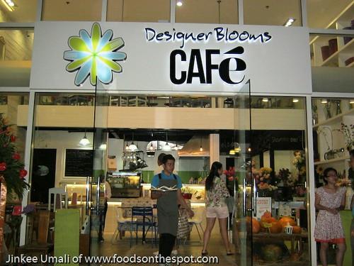 Designer blooms cafe fresh flower shop cafe foods on the spot by alabang town center designer blooms cafe 86 stopboris Image collections