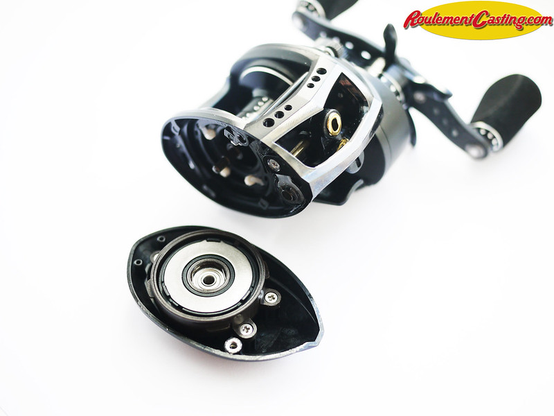 Abu Garcia Revo Magnesium Orange seals BocaBearings 3