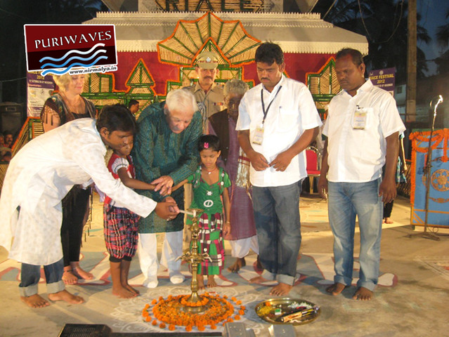 Raghurajpur International Art & Craft Exchange (RIACE)