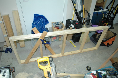 Workbench Top Frame - #3