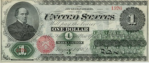 US 1862 Bank Note