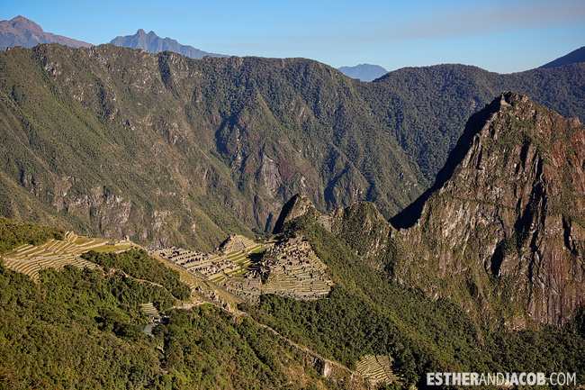 Day 3 of 4-day hike to Machu Picchu | Entering Machu Picchu | Intipunku | Travel Peru Photographer