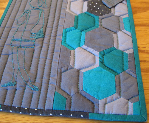 potholder quilting