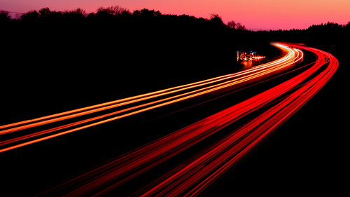 road longexposure pink autumn trees light sunset red sky white black tree fall cars lines silhouette yellow 30 night truck canon germany bavaria lights evening highway long exposure sonnenuntergang tripod silhouettes autobahn headlights lorry electricity dslr sec ulm pinksunset 30sec lkw langzeitbelichtung backlights scheinwerfer leibi nersingen eos600d canoneos600d