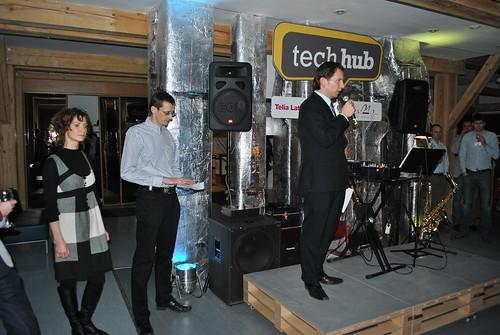 Launch of TechHub Riga