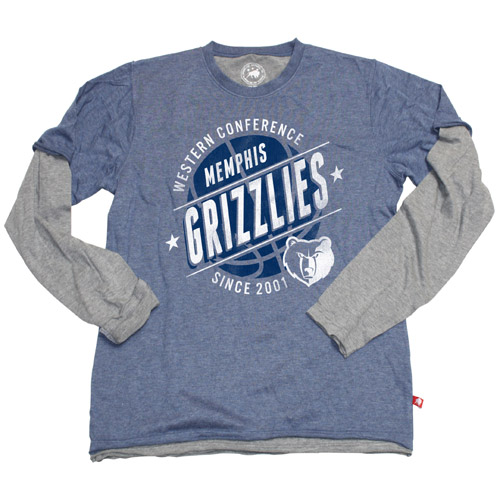 Memphis Grizzlies Long Sleeve Shirt