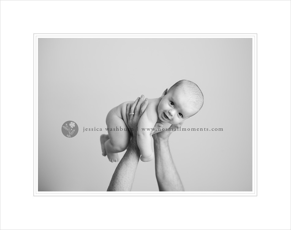 Overland Park baby photographer