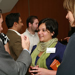 Boston Alumni Event in May 2010