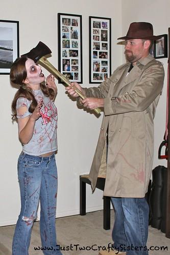 Zombie & Zombie Hunter