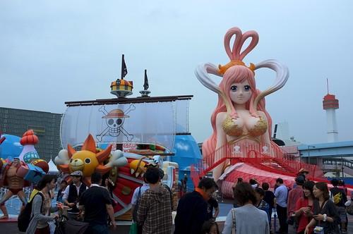 2012夏日大作戰 - 東京 - お台場合衆国2012 (6)