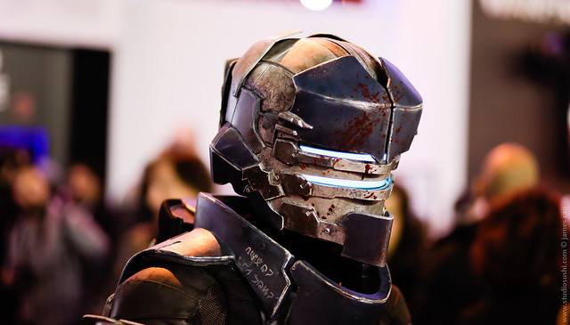 Paris Games Week 2012 | Dead Space | by Studiosushi