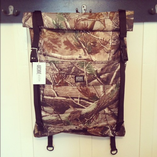 Realtree Rolltop by Archive Victor