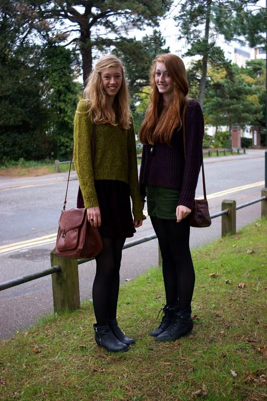 (21-10-2012) Freya & Alanah