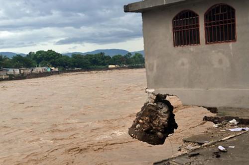 Las víctimas 'olvidadas' de Sandy en el Caribe 1