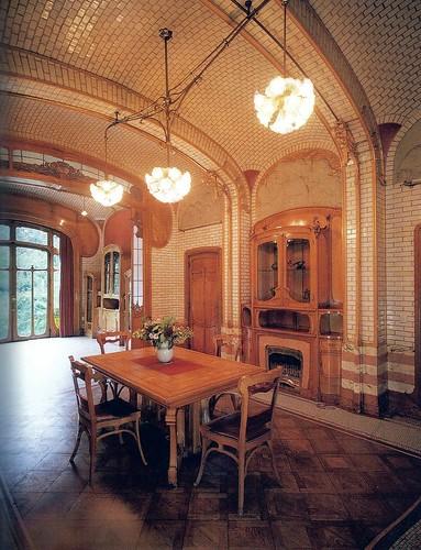 Museu Horta - Bruxelas