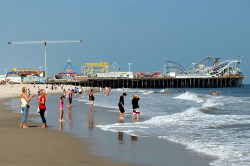 The Casino Pier on a Brighter Day