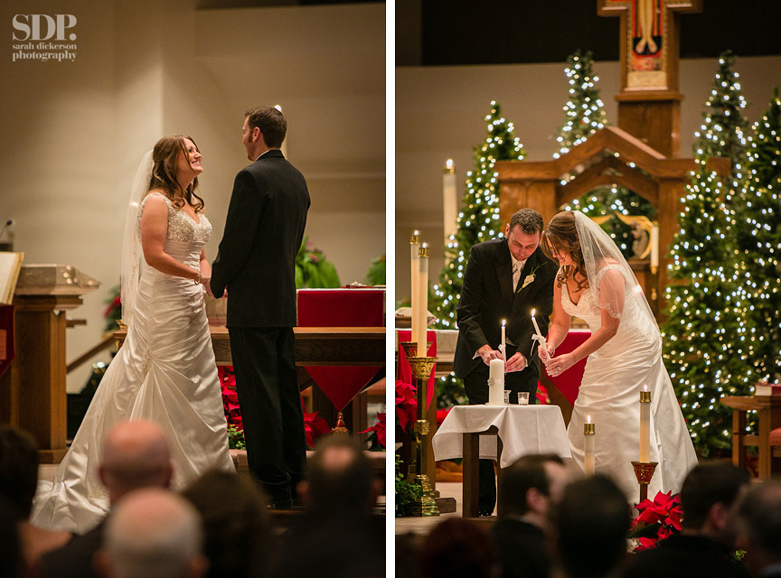 Church of the Ascension wedding