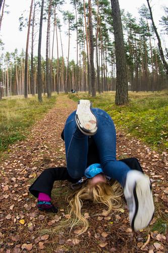 Kukerpallid metsas