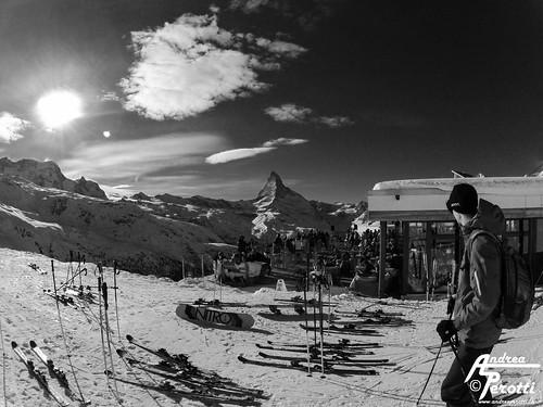 Blauherd - Zermatt - 05.01.2013