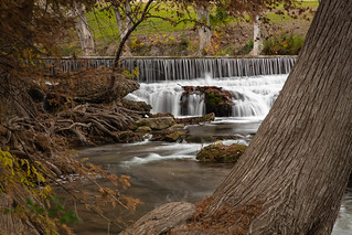 Private Falls - Hunt, Texas