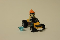 LEGO Legends of Chima Leonidas' Jungle Dragster Polybag (30253)