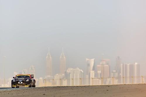Nissan GT Academy 24h Rennen in Dubai