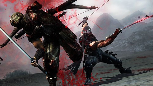 Ninja Gaiden 3 Razors Edge review screenshots