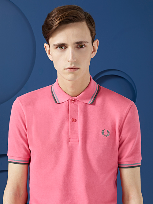 Alex Dunstan0225_FRED PERRY LAUREL WREATH SS13(Fashion Press)