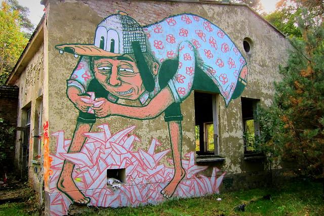 mural - rylsee | klosterfelde . artbase 2012