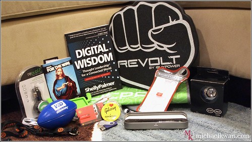 CES 2013 Swag Giveaway