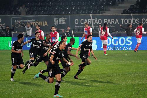 Vitória SC 2-1 Braga